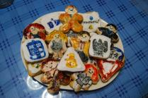 Doctor Who - Sugar Cookies