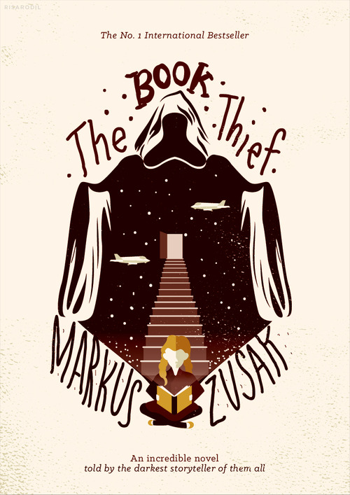 Cool Book Cover Quote ~ Reads the book thief by markus zusak story and