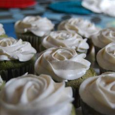 Steampunk - Queen Victoria Cupcakes