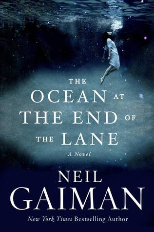 25 Reads: The Ocean at the End of the Lane by Neil Gaiman