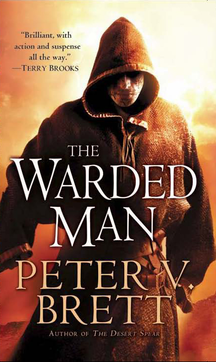 25 Reads: The Warded Man by Peter V. Brett