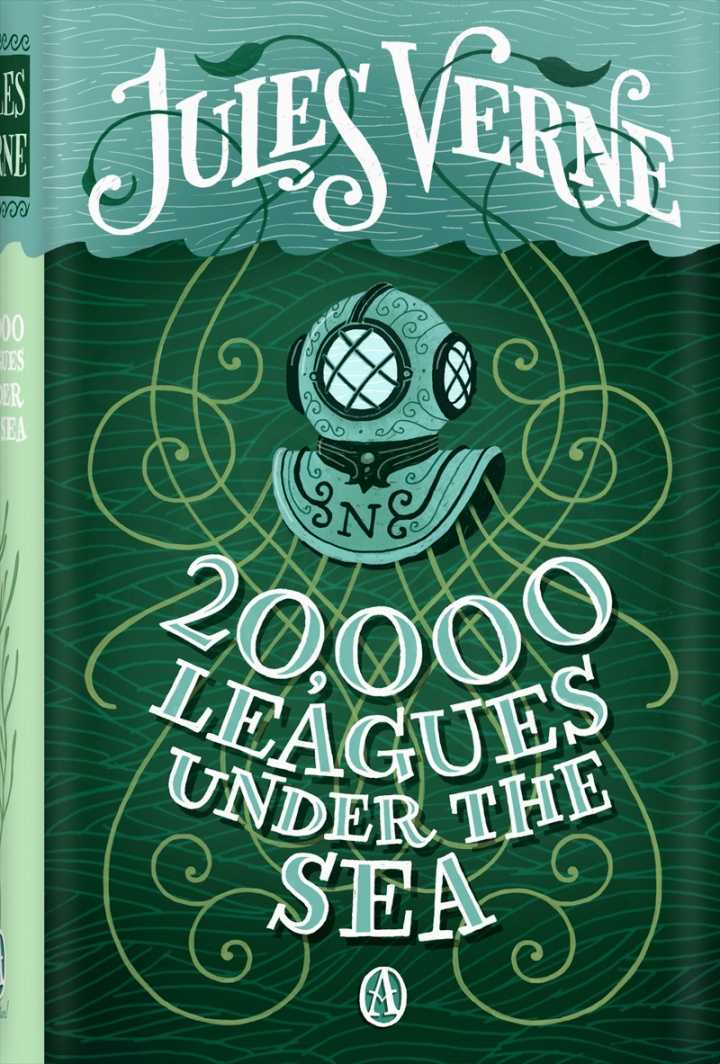25 Reads: Twenty Thousand Leagues Under the Sea