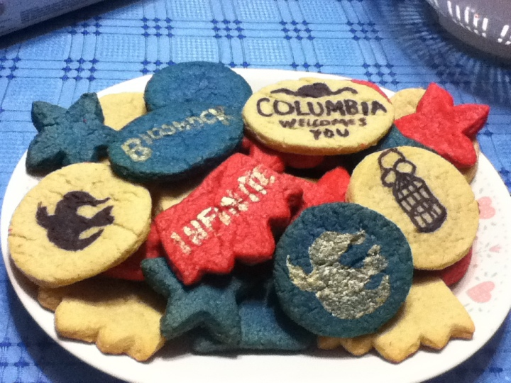 Food and Fandom: Bioshock Infinite Cookies