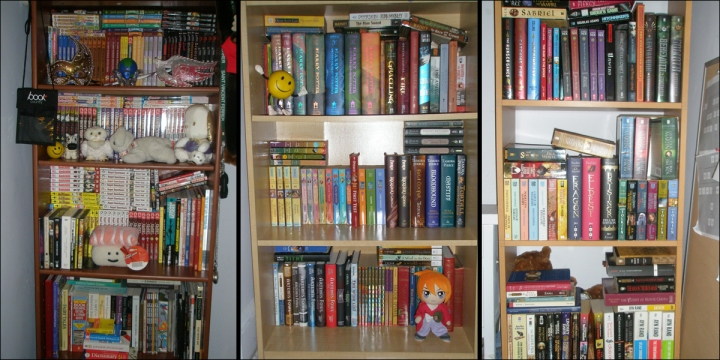 TTT: Authors I Own the Most Booksof