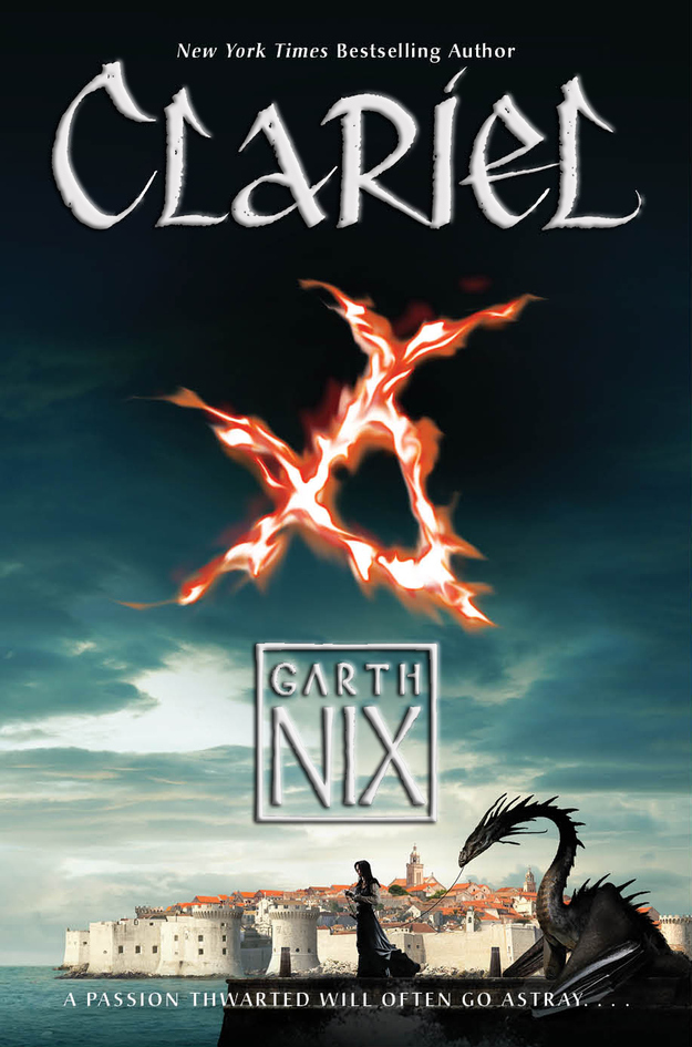 25 Reads: Clariel by Garth Nix