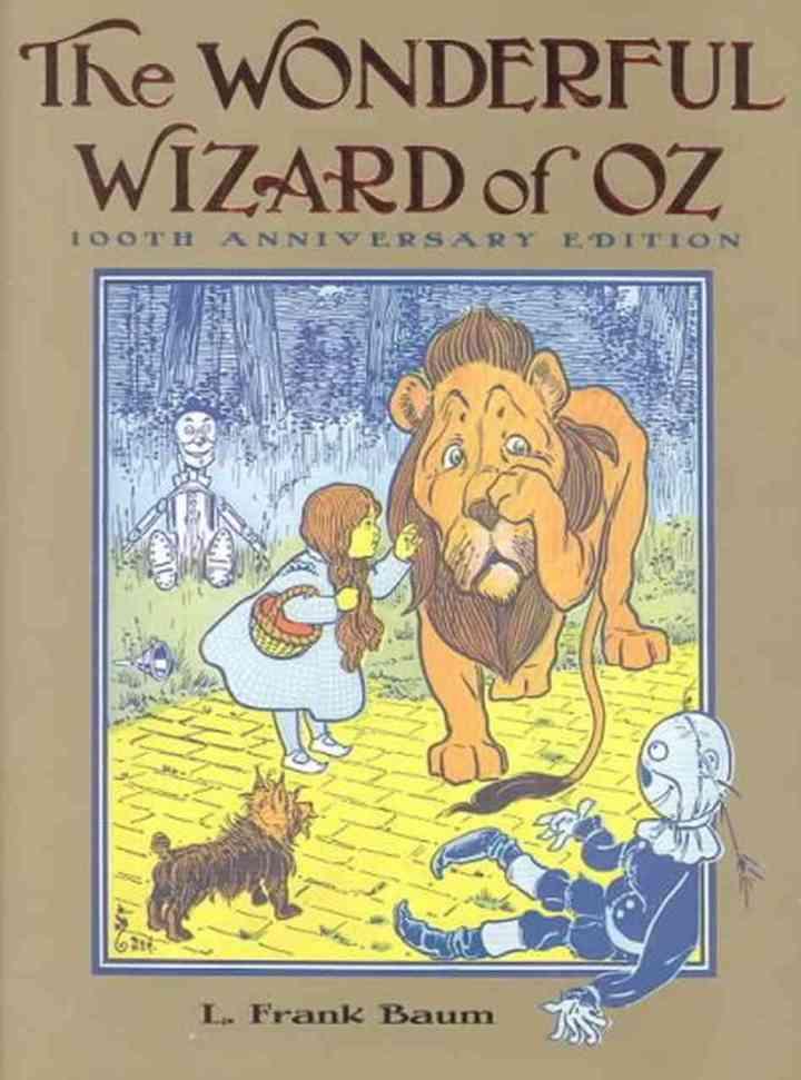 25 Reads: The Wonderful Wizard of Oz by L. FrankBaum