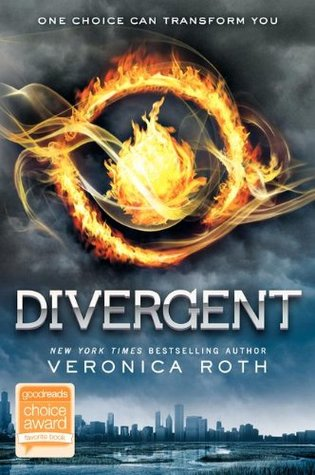 25 Reads: Divergent by Veronica Roth