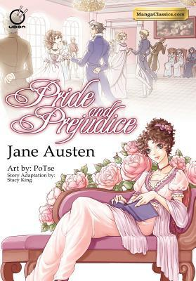 Review: Pride and Prejudice (Manga Classics) adapted by Stacy King