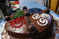 Avatar the Last Airbender - Four-Color Cake