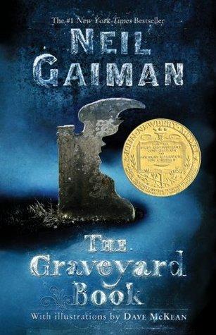 25 Reads: The Graveyard Book by NeilGaiman