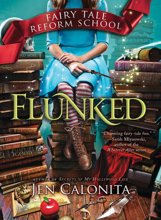 ARC Review: Flunked by Jen Calonita