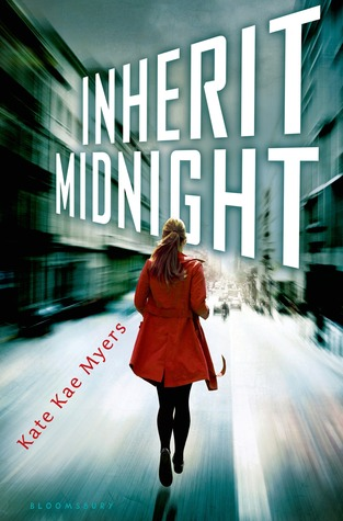 ARC Review: Inherit Midnight by Kate Kae Myers