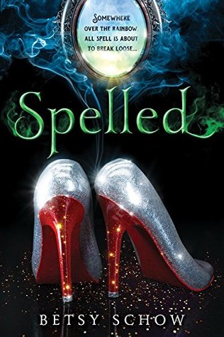 ARC Review: Spelled by Betsy Schow