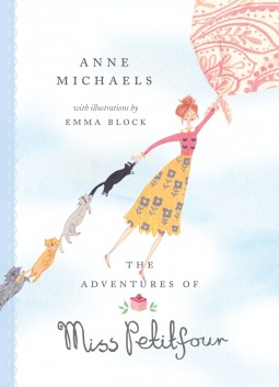 ARC Review: The Adventures of Miss Petitfour by Anne Michaels