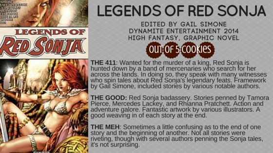 legendsredsonja