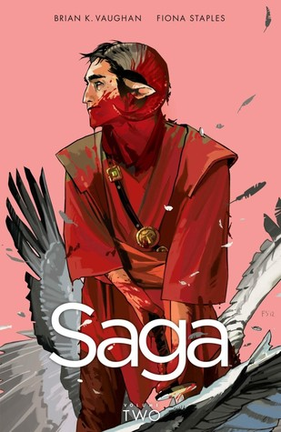 Review: Saga, Vol. 2 by Brian K. Vaughn and Fiona Staples