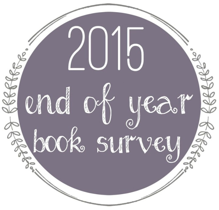 2015 End of Year BookSurvey