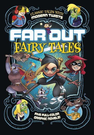 ARC Review: Far Out Fairy Tales