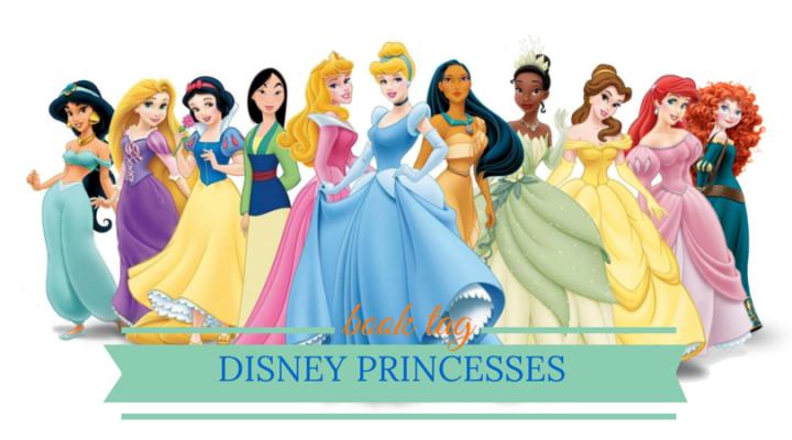 Of Disney PrincessTags