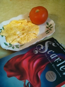 Scarlet - Eggs and Tomato Breakfast
