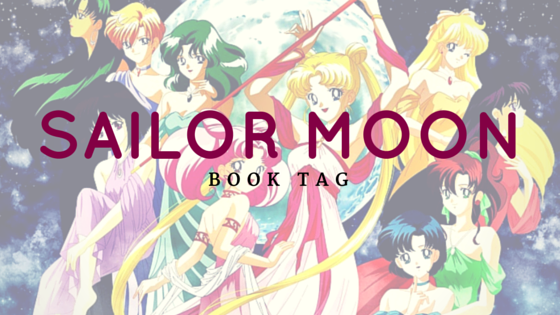 Of Sailor Moon Book Tags
