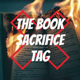 Of Book Sacrifice Tags and Crazy Weekends