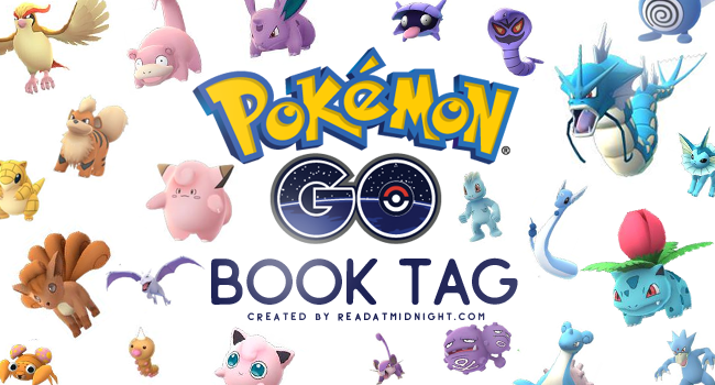 Of Pokemon Going and Book Tags