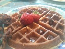 A Darker Shade of Magic - Four Londons Waffle