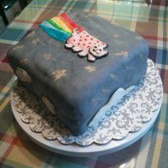 Nyan Cat - Matcha Cake