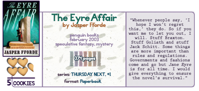 eyreaffair-review