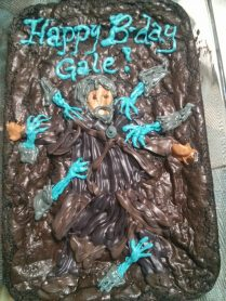 A Song of Ice and Fire - Hodor Brownies