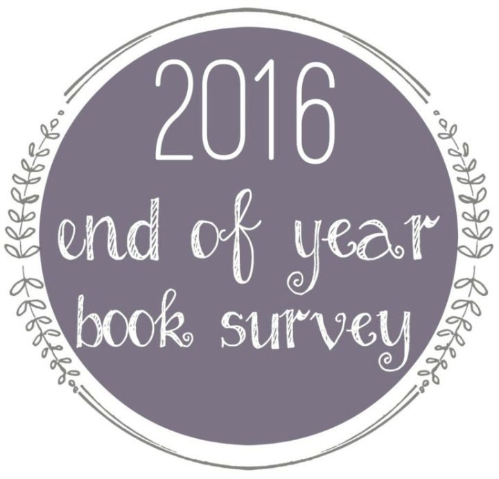 End of Year Book Survey 2016