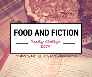 Food and Fiction 2017: A Reading Challenge