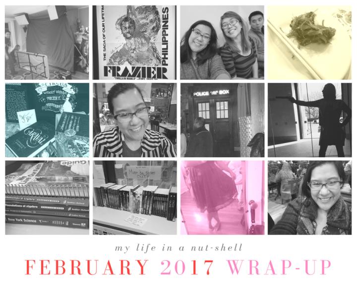 Wrap-Up: February 2017