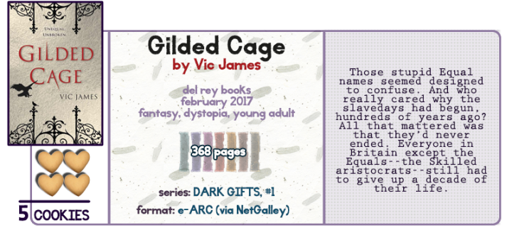 Skill and Slavery || Gilded Cage Review
