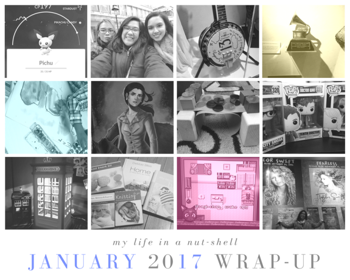Wrap-Up: January 2017