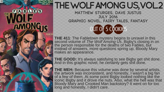 Mini Reviews: The Wolf Among Us Vol. 2, Plaid and Plagiarism