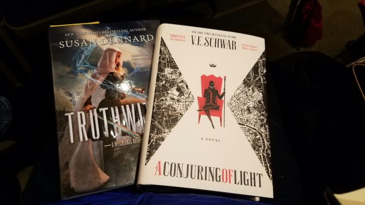 Of Book Hauls andSignings