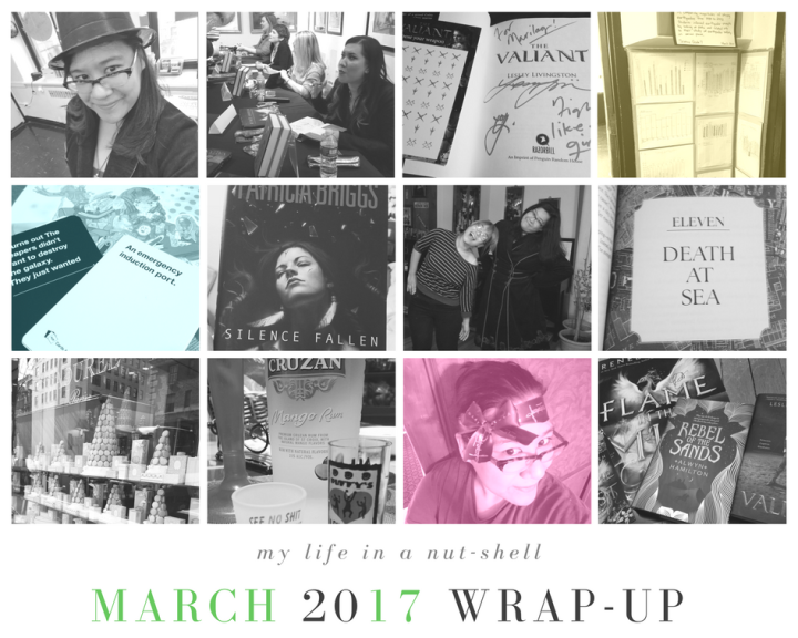 Wrap Up: March2017