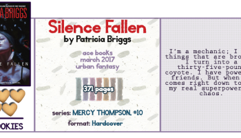Arc review shifting shadows by patricia briggs story and somnomancy prancing in prague silence fallen review fandeluxe Gallery