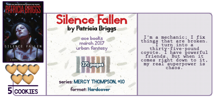 Prancing in Prague || Silence Fallen Review