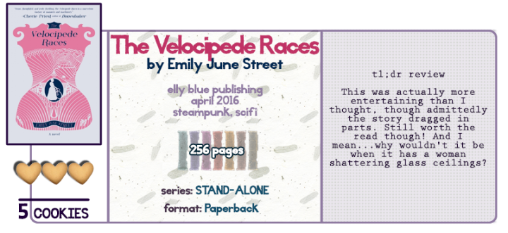Review: The Velocipede Races