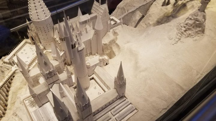 Literature and London Part 2: Hogwarts and HarryPotter