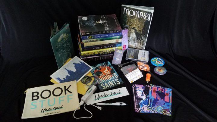 Bookcon Book Haul2017