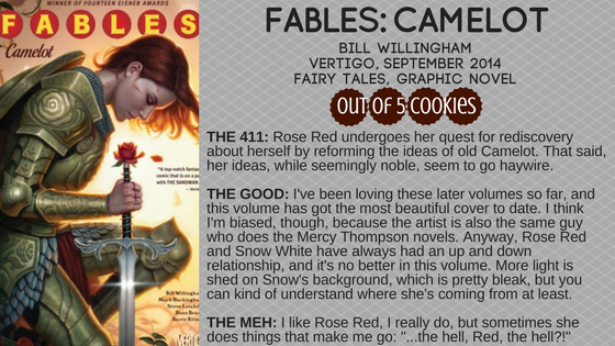 Mini Reviews: Snow White,Camelot