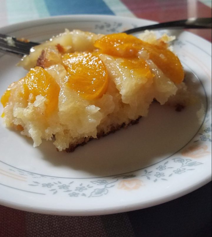 Of Peaches and Upside DownCakes