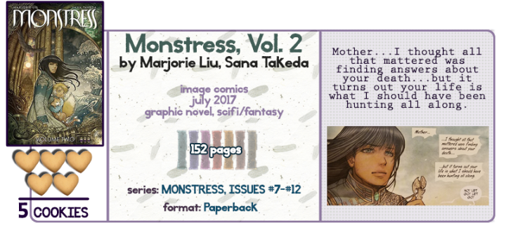 Pirates, Mermaids, Monsters, Oh My! || Monstress, Vol. 2Review