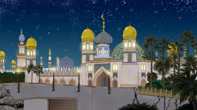 Season 2, Episode 1: 1001 Nights (or Arabian Nights)