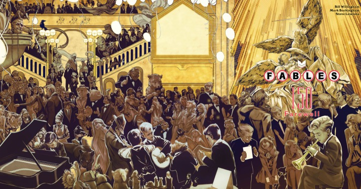 Fables by Bill Willingham: A SeriesOverview