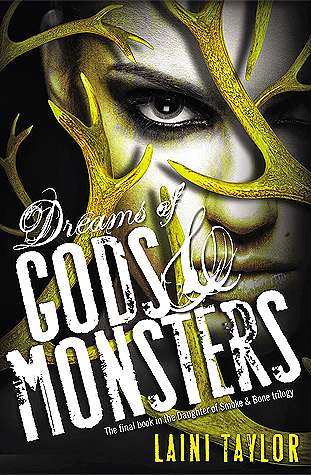 Book Traveling Thursdays: Dreams of Gods and Monsters